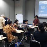 Pelatihan untuk para Ketua Daerah di Gedung PPMLI Pluit Jakarta Utara