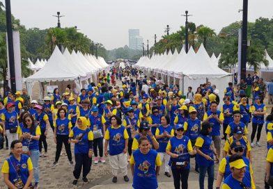 Beragam Acara Warnai Perayaan Hari Lions Indonesia ke-49