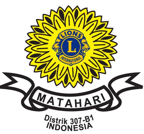 Logo Lions Club Jakarta Matahari