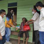Berbagi Kasih dan Pengharapan Bersama Pontianak Equator Borneo
